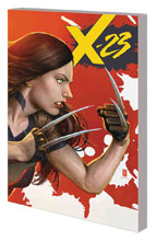 Image: X-23 Vol. 01: Family Album SC  - Marvel Comics
