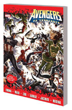 Image: Avengers: No Surrender SC  - Marvel Comics