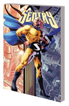 Image: Sentry Vol. 01: Man of Two Worlds SC  - Marvel Comics