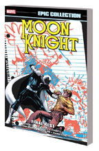 Image: Moon Knight Epic Collection: Final Rest SC  - Marvel Comics