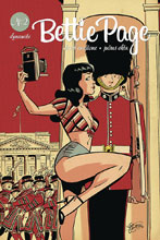 Image: Bettie Page Vol. 02 #2 (cover B - Chantler) - Dynamite