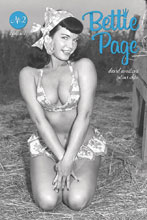 Image: Bettie Page Vol. 02 #2 (cover E - Photo) - Dynamite