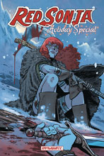 Image: Red Sonja Holiday Special  - Dynamite