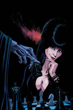 Image: Elvira: Mistress of the Dark #6 (incentive cover - Cermak virgin) (10-copy) - Dynamite