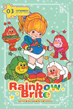 Image: Rainbow Brite #3 (cover B - Classic) - Dynamite