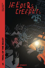Image: Jeepers Creepers Vol. 01: Trail of the Beast SC  - Dynamite