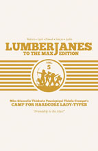 Image: Lumberjanes to the Max Edition Vol. 05 HC  - Boom! Studios