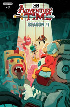 Image: Adventure Time Season 11 #3 - Boom! Studios