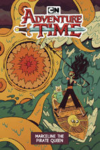 Image: Adventure Time: Marceline Pirate Queen Original GN  - Boom! Studios