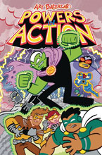 Image: Powers in Action #2 - Action Lab Entertainment