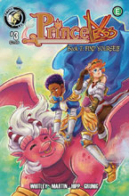 Image: Princeless: Find Yourself #3 (cover B - Emily Martin & Various) - Action Lab Entertainment