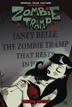 Image: Zombie Tramp Vol. 15: The Death of Zombie Tramp SC  - Action Lab - Danger Zone