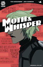 Image: Moth & Whisper #4 - Aftershock Comics