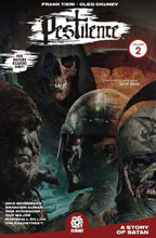 Image: Pestilence Vol. 02 SC  - Aftershock Comics