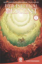 Image: Her Infernal Descent Vol. 01 SC  - Aftershock Comics