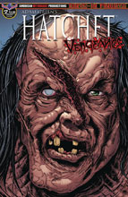 Image: Hatchet: Vengeance #2 (variant cover - Curse of Crowley) - American Mythology Productions
