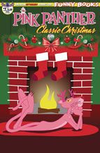Image: Pink Panther: Classic Christmas #1 - American Mythology Productions