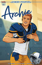 Image: Archie #701 (cover B - Bartel) - Archie Comic Publications