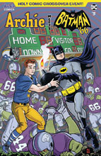 Image: Archie Meets Batman '66 #5 (cover A - Allred) - Archie Comic Publications