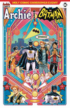 Image: Archie Meets Batman '66 #5 (cover B - Braga) - Archie Comic Publications