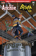 Image: Archie Meets Batman '66 #5 (cover D - Igle) - Archie Comic Publications