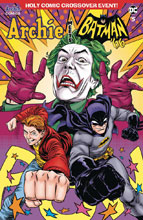 Image: Archie Meets Batman '66 #5 (cover F - Smith) - Archie Comic Publications