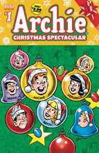 Image: Archie's Christmas Spectacular #1 - Archie Comic Publications