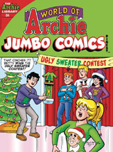 Image: World of Archie Jumbo Comics Digest #84 - Archie Comic Publications