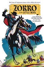 Image: Zorro and the Little Devil SC  - Bold Venture Press