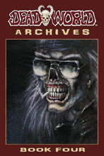 Image: Deadworld Archives Vol. 04 SC  - Caliber Entertainment