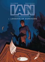 Image: Ian Vol. 02: Lessons of Darkness GN  - Cinebook