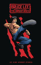 Image: Bruce Lee: Dragon Rises Deluxe HC  - Darby Pop Publishing, Inc.