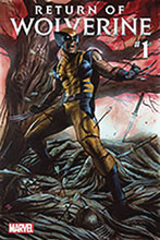 Image: Return of Wolverine #1 (variant DFE cover - CSA Granov) - Dynamic Forces