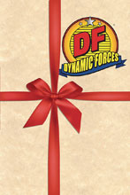 Image: DF Marvel December Holiday Package  - Dynamic Forces