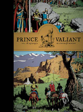 Image: Prince Valiant Vol. 18: 1971-1972 HC  - Fantagraphics Books