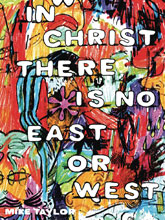 Image: In Christ There Is No East or West GN  - Fantagraphics Books