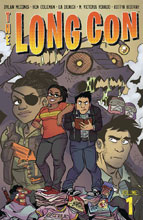 Image: Long Con Vol. 01 SC  - Oni Press Inc.