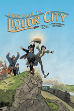 Image: Long Road to Liquor City GN  - Oni Press Inc.