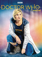 Image: Doctor Who Magazine #533 - Panini Publishing Ltd