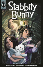 Image: Stabbity Bunny #11 - Scout Comics