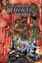Image: Family Graves #4 - Source Point Press