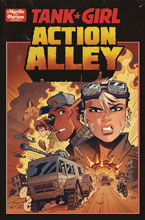 Image: Tank Girl: Action Alley #1 (cover A - Parson) - Titan Comics