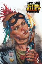 Image: Tank Girl: Action Alley #1 (cover C - Staples) - Titan Comics