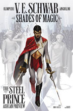 Image: Shades of Magic: Prince of Steel  (SDCC Ashcan) - Titan Comics