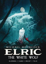 Image: Elric: The White Wolf HC  - Titan Comics
