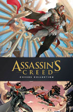 Image: Assassin's Creed Covers Coll HC  - Titan Comics