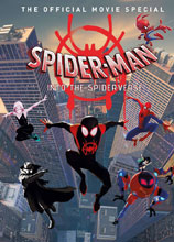 Image: Spider-Man: Into the Spider-Verse - The Art of the Movie HC  - Titan Books