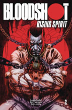 Image: Bloodshot: Rising Spirit #2 (cover C incentive - Manco) (20-copy) - Valiant Entertainment LLC