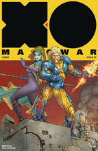 Image: X-O Manowar [2017] #22 (cover A - Rocafort) - Valiant Entertainment LLC