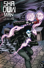 Image: Shadowman [2018] #10 (cover D incentive - Interlocking Lee) (20-copy)  [2018] - Valiant Entertainment LLC